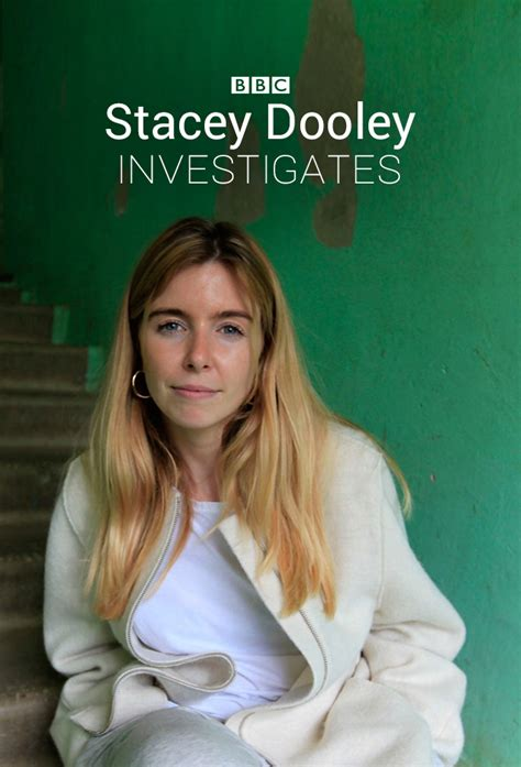 Stacey Dooley BBC