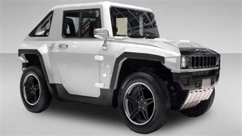 Prindiville Electric Hummer For Sale