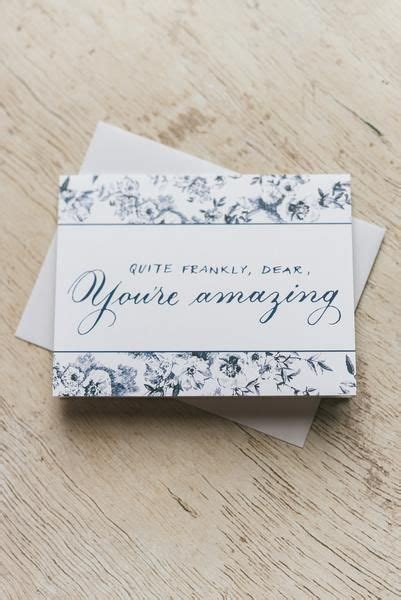 Hand Lettered Notecards With Images Hand Lettering