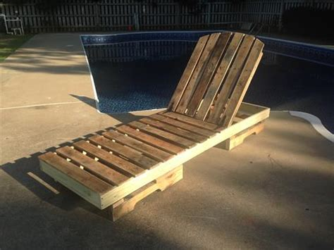 pallet lounge chair  home pallets designs