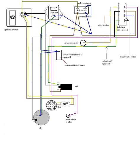 1973 Chrysler Alternator Wiring Diagram by What Are All The Firewall Electronic Parts Needed For A 73