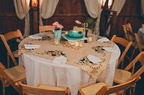 yard sale finds   wedding