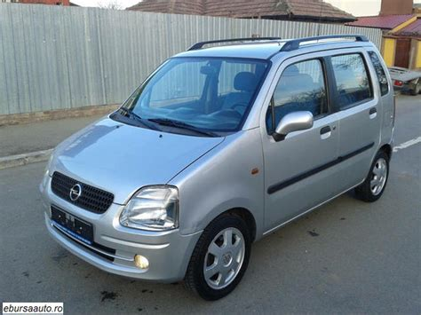 Opel Agila by 2001 Opel Agila I Pictures Information And Specs Auto