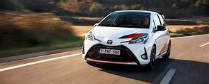 Essai Toyota Yaris : toyota yaris 3 grmn 2018 essai ~ Medecine-chirurgie-esthetiques.com Avis de Voitures
