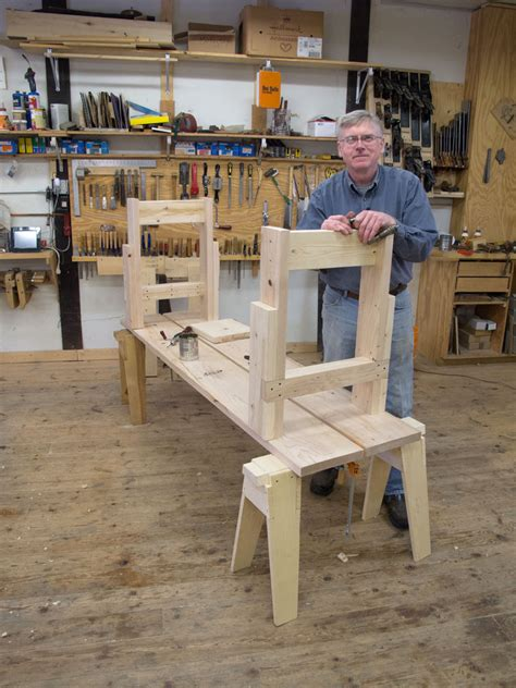 naked woodworker   lost art press
