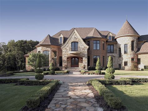 French Country Estate  Vanbrouck & Associates Vanbrouck