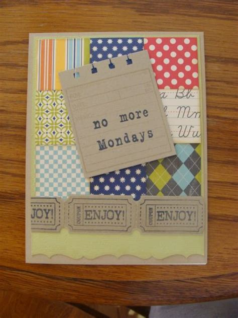teacher retirement card  donelle  splitcoaststampers
