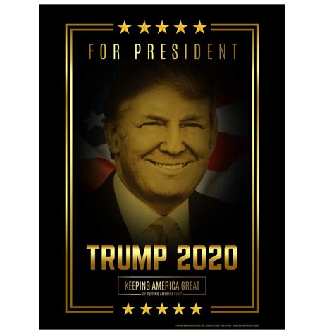 trump donald posters campaign wholesale presidentialelection eye