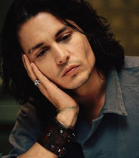 Johnny Depp images Johnny with long hair??? wallpaper and