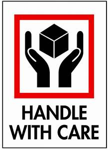 Packing Handle With Care Label - Best Price Available ...