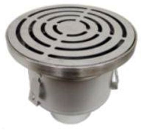 42550 josam 42550 series stainless steel 304 floor drain 10 quot top by stainless drain