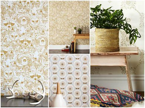 indogate com decoration cuisine avec papier peint