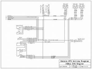 Lifan 125 Wiring Diagram