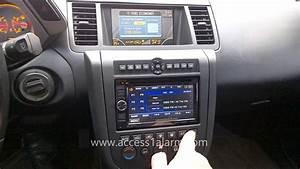 2006 Nissan Murano Stereo Upgrade