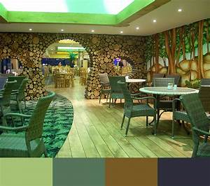 color schemes of 30 restaurant interior design interior With restaurant interior color ideas