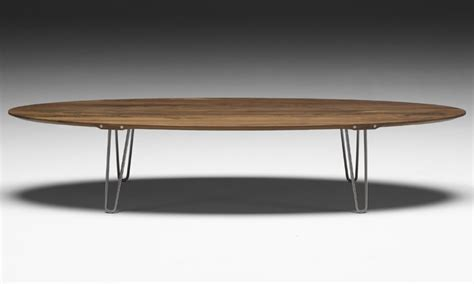 table basse ovale bois table basse ovale scandinave shark de naver