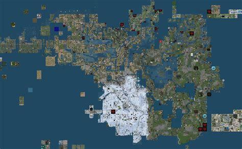 Sansara – Second Life Continent | Austin Tate's Blog