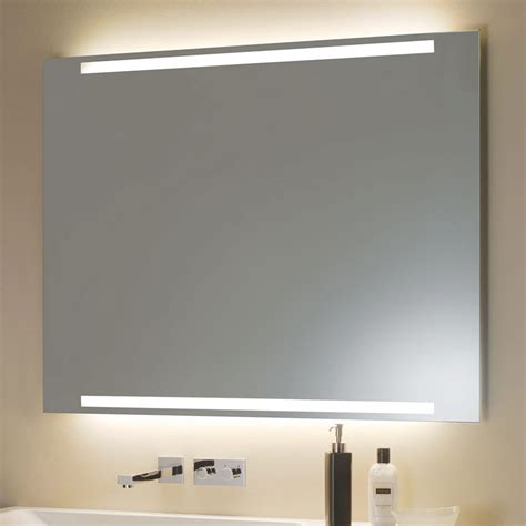 badspiegel led hinterleuchtet zierath como led spiegel hinterleuchtet 160 x 80 cm comoled16080 megabad