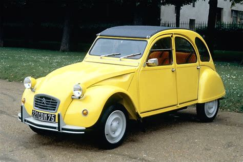 Citroën 2cv: The French Post-war People's Car