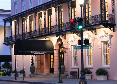 The Mills House Charleston Sc by Pretty In Pink The Mills House Wyndham Grand Of