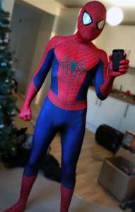 Image Gallery spider man cosplay