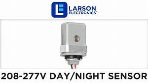 208 Night Sensor For 208y  220v  240v And