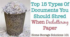 trash versus shred documents which to choose when With where can i get documents shredded
