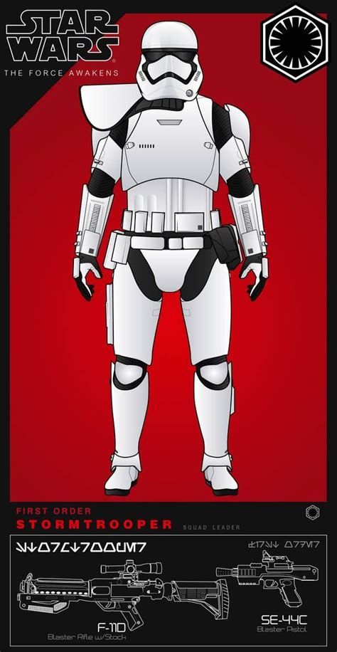 First Order Stormtrooper Squad Leader By Efrajoey1 On