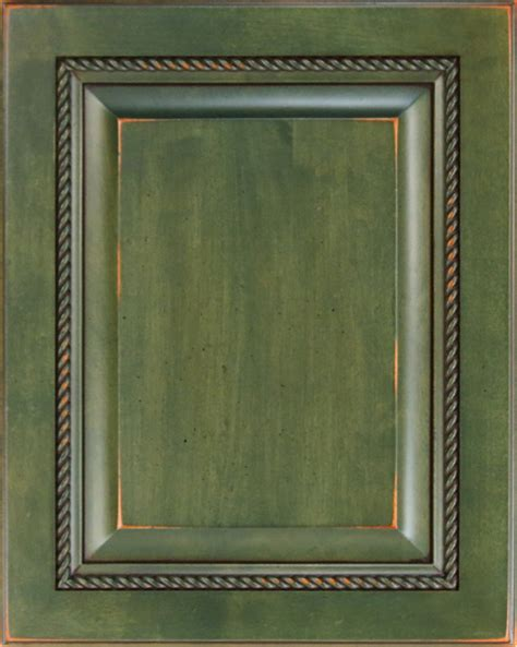 homeofficedecoration green stained kitchen cabinets
