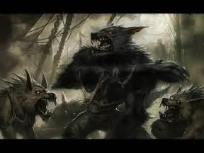 Legend of Cain Skyrim Werewolves