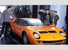 We Talked With Adam Carolla On His Lamborghini Collection