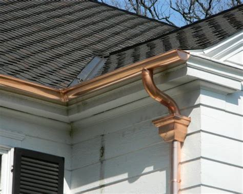 Half Round Seamless Gutter Projects