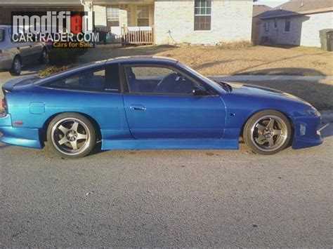 nissan 240sx hatchback modified nissan 240sx hatchback reviews prices ratings with