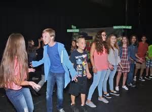 Evan 13 the Musical