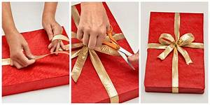 How to Wrap a Gift - Wrapping a Present Step by Step ...