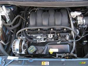 2003 Ford Windstar Lx 3 8 Liter Ohv 12 Valve V6 Engine