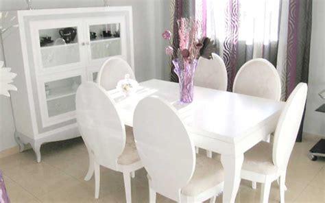 muebles de salon comedor de madera carpinteria