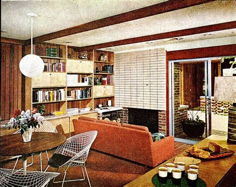 Home Interior 1960s : 17 Best Images About Home