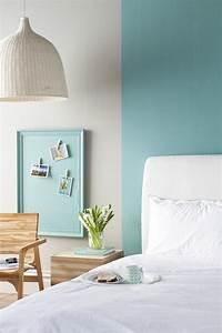 peinture verte 3 nuances de vert fraiches en 35 idees With chambre bébé design avec envoi fleurs à domicile