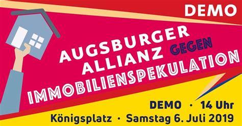 Wohnung Mieten Augsburg Zeitung by Kategorie Demo Die Augsburger Zeitung