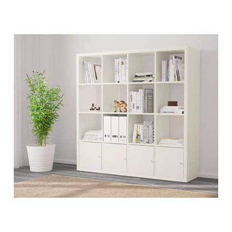Ikea Kallax Arbeitszimmer by Shelf Unit With 4 Inserts Kallax White In 2019 Craft