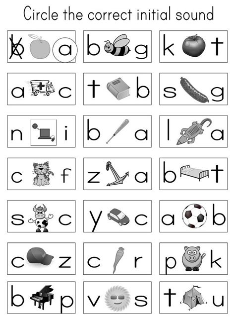 Alphabet Letter Worksheets Free  Activity Shelter