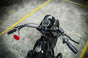 Blitz Bmw R75  5 Bobber