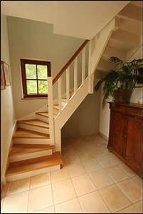 Peindre Escalier En Bois : beau peindre un escalier en bois exotique 10 escalier ~ Dailycaller-alerts.com Idées de Décoration