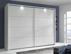 Schwebetürenschrank Weiß Hochglanz : schwebet renschrank sophie 3v wei hochglanz 270x210x61 kleiderschrank wohnbereiche schlafzimmer ~ Orissabook.com Haus und Dekorationen