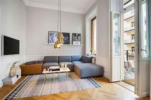 Möbel Skandinavischer Stil : wohnzimmer gestalten moderne ideen in 4 einrichtungsstils ~ Lizthompson.info Haus und Dekorationen