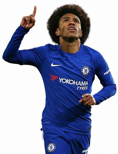 Willian Render Szwejzi Chelsea Footyrenders Football Deviantart