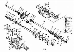 Footedana Transaxle Parts