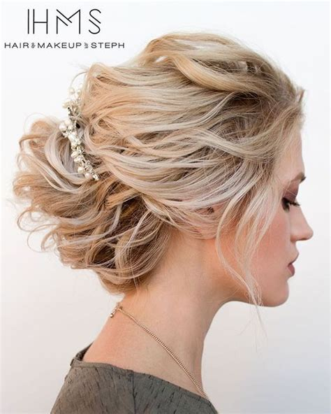 25 cute easy updos for short hair 2018 2019 on haircuts