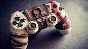 We Want This God Of War Custom PS4 Controller Game Rant